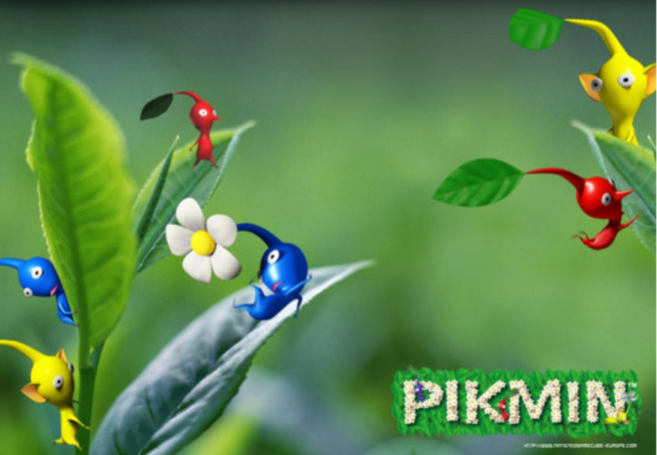 Pikmin Leaf Wallpaper 1280x886