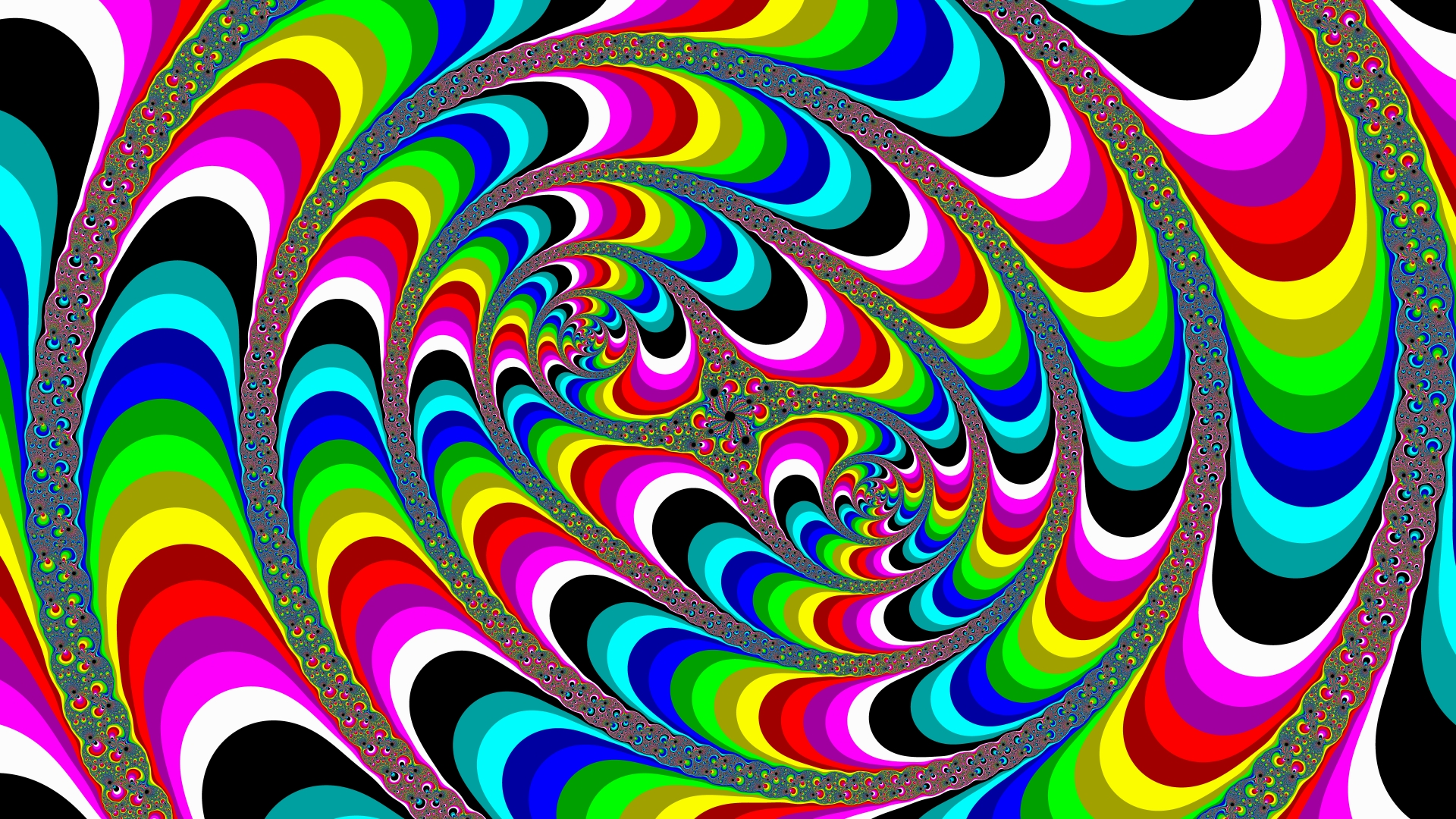 Abstract Psychedelic Wallpapers 1920x1080
