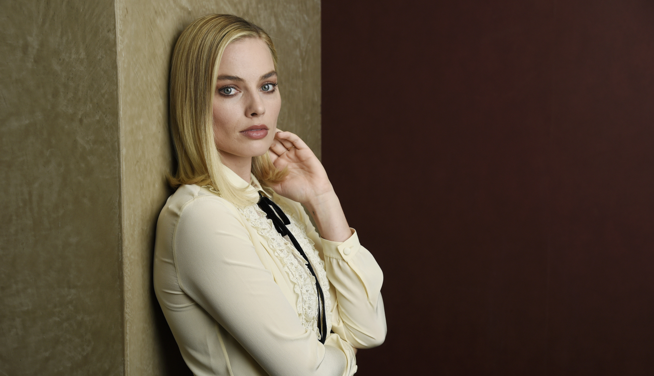 1336x768 Margot Robbie 4K 2019 HD Laptop Wallpaper HD Celebrities 1336x768