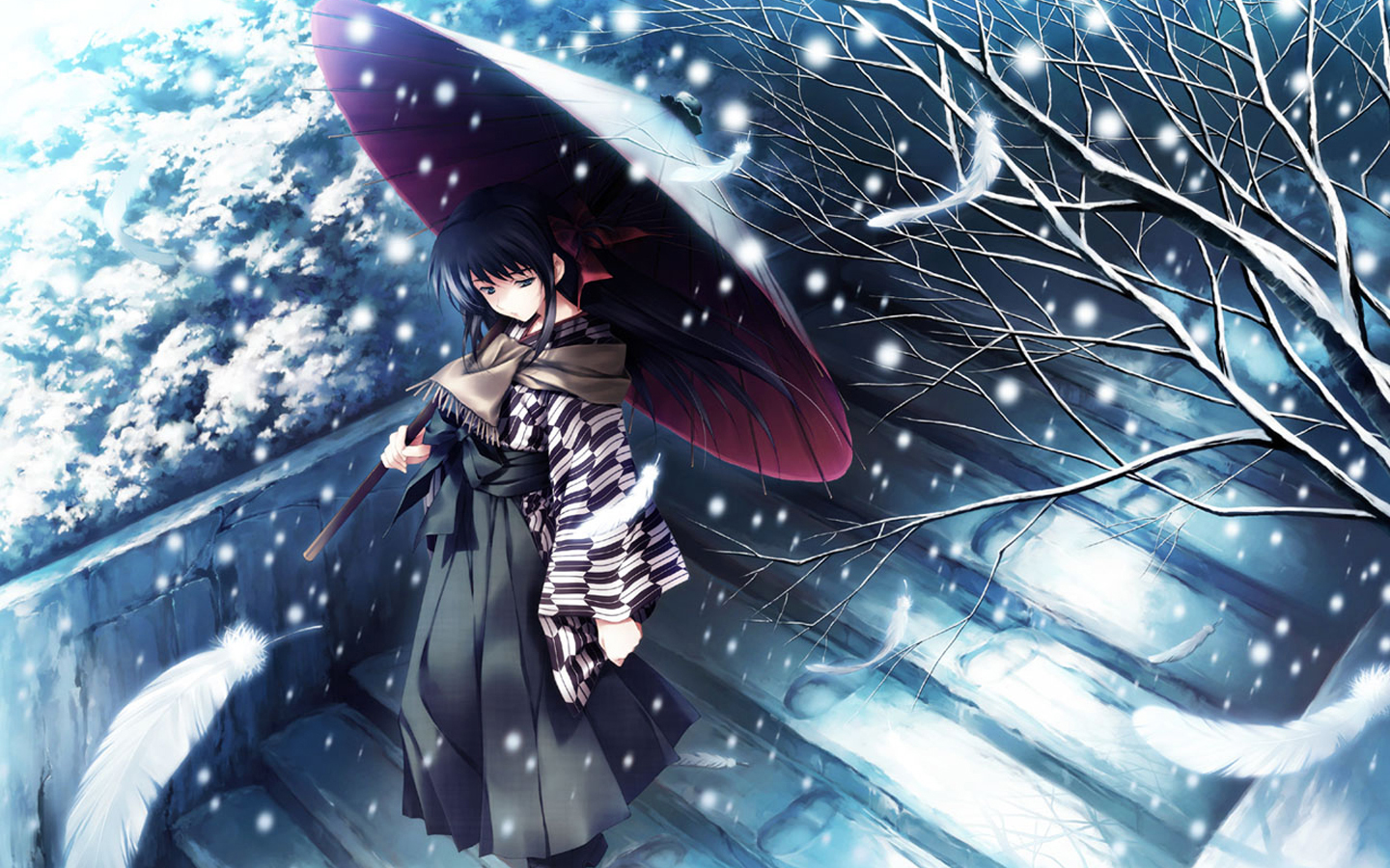 Anime Girl Wallpapers HD wallpapers   Anime Girl Wallpapers 1440x900