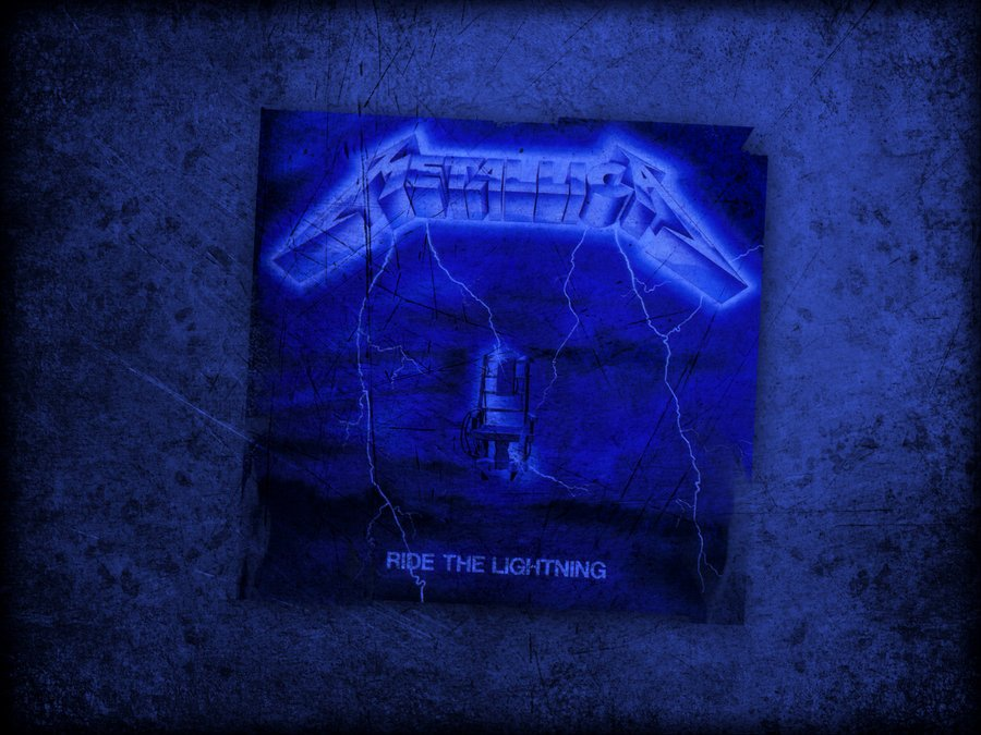 Ride the Lightning Wallpaper by GustavosDesign 900x675