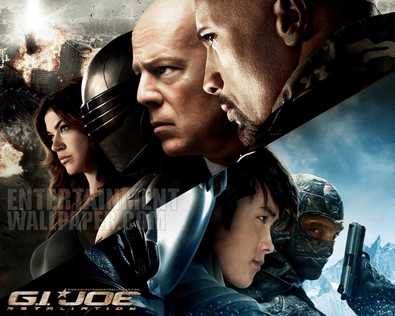Joe Retaliation13 300240 GI Joe Retaliation Movie Wallpaper 1280x1024