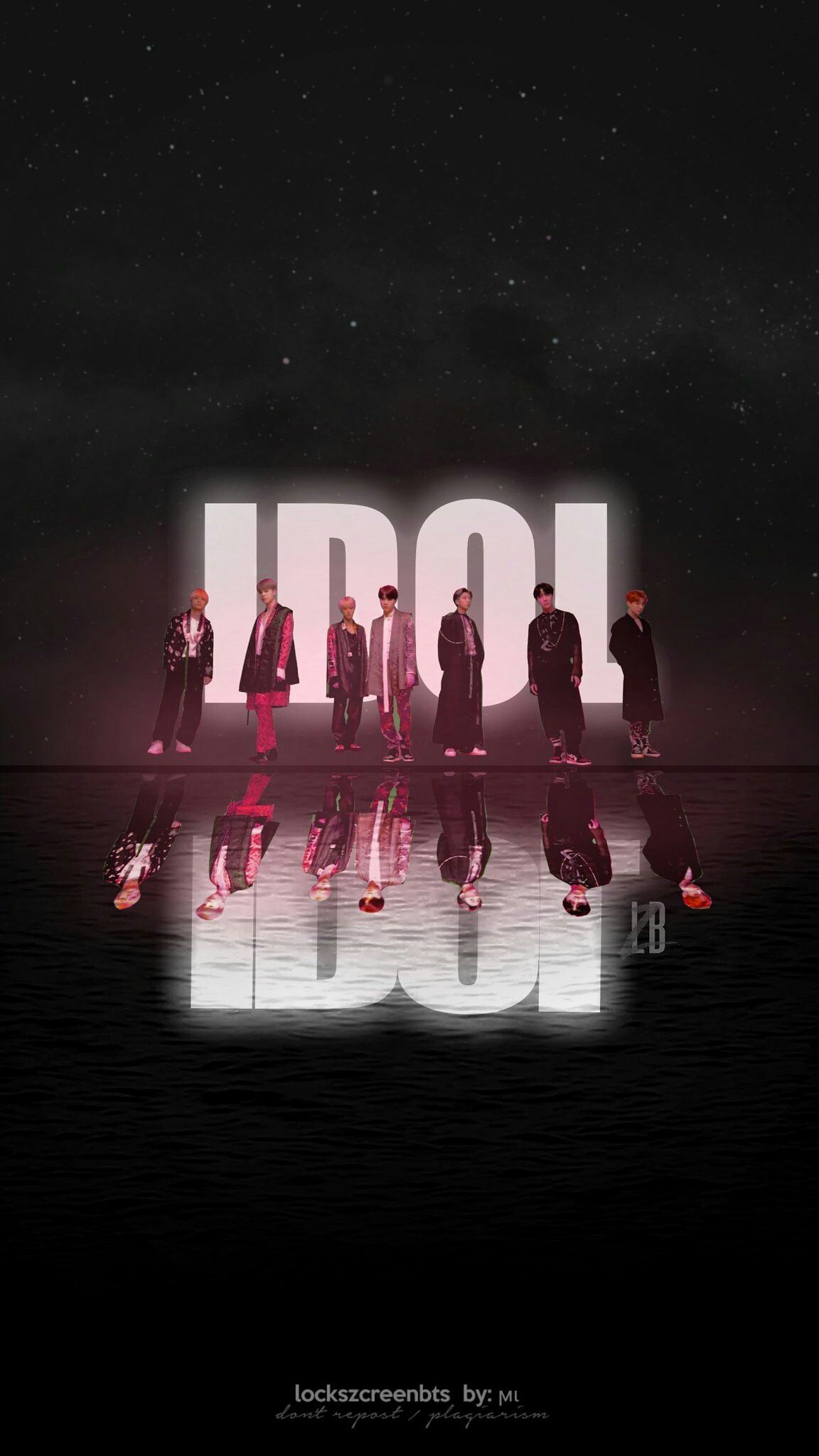 BTS IDOL Wallpaper BoyBand Addiction Bts wallpaper BTS Bts 1152x2048