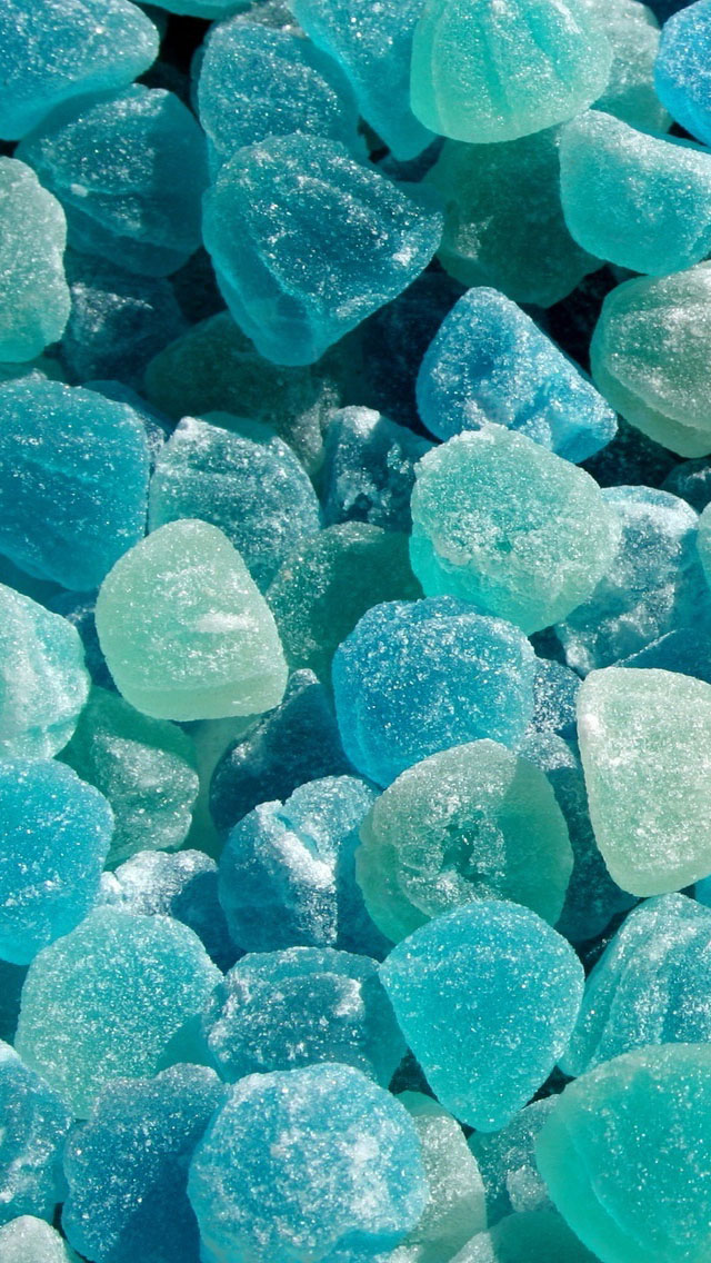Blue Stones iPhone 6 6 Plus and iPhone 54 Wallpapers