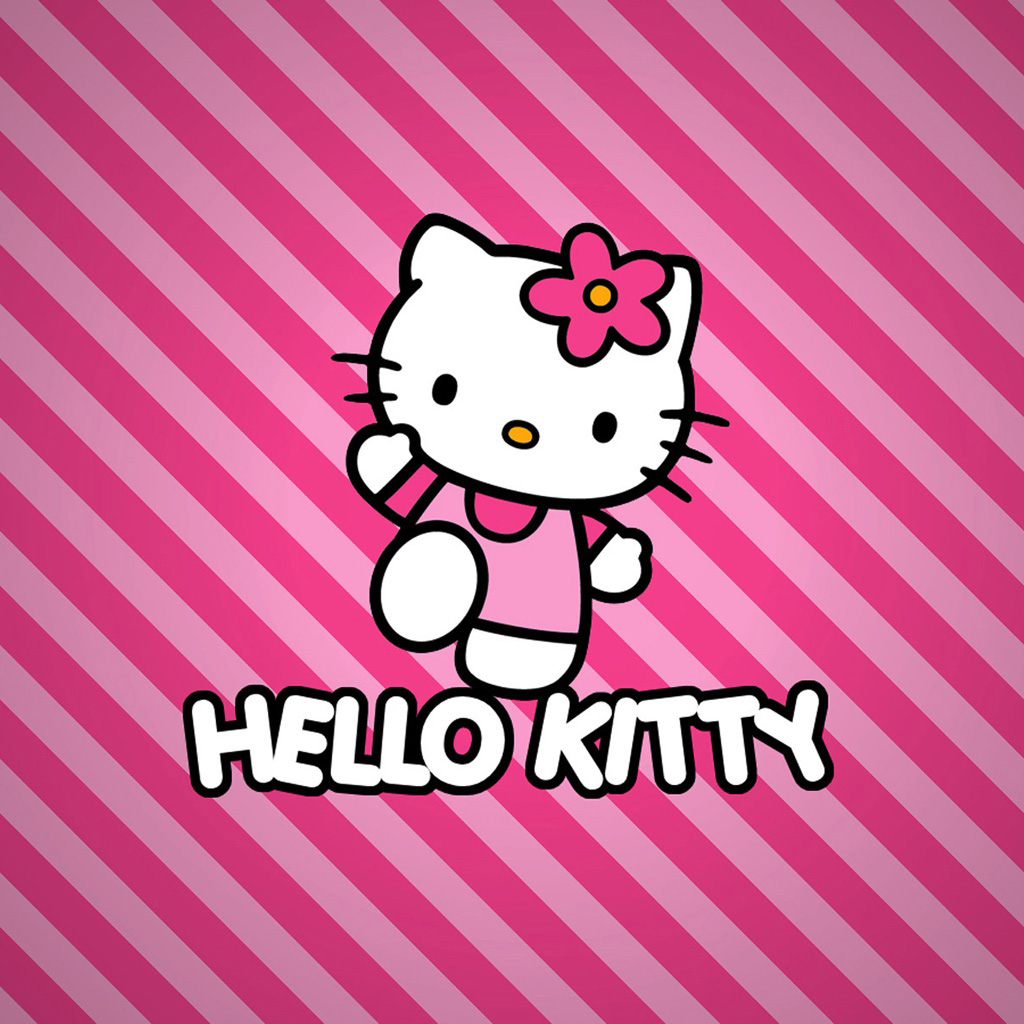 Hello Kitty Lock Screen Wallpaper - WallpaperSafari