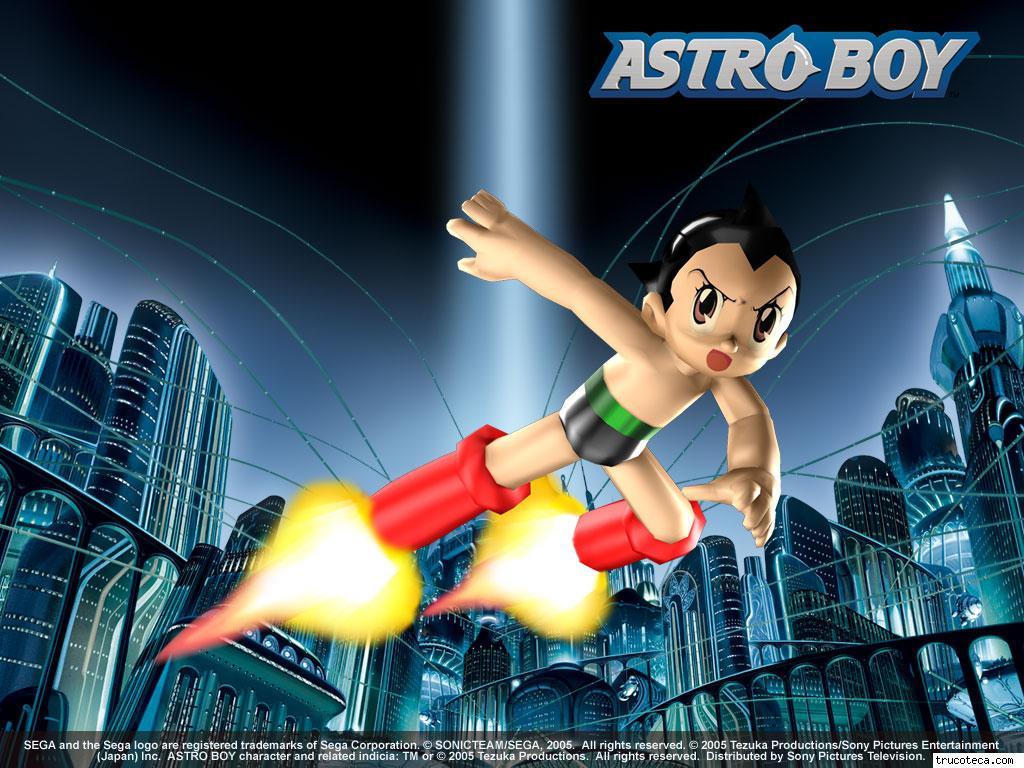 43 Astro Boy Wallpaper On Wallpapersafari
