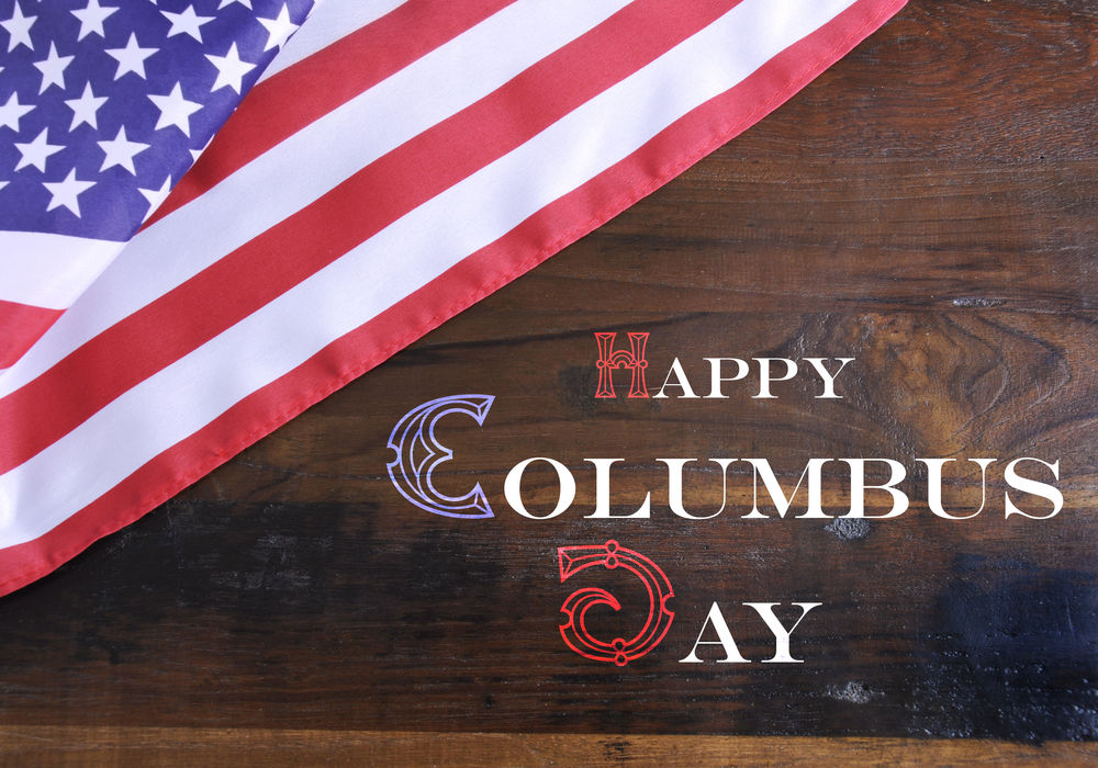 Happy Columbus Day Poems 2019 Wishes Messages Images Happy 1000x700