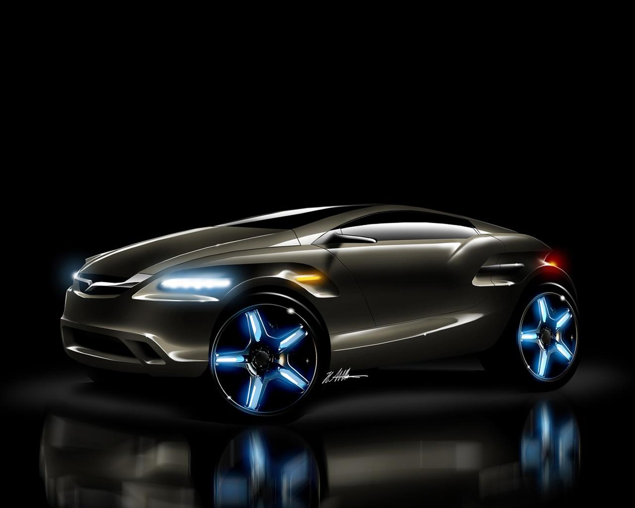 Super Concept Car Wallpapers HD Wallpapers 1280x1024