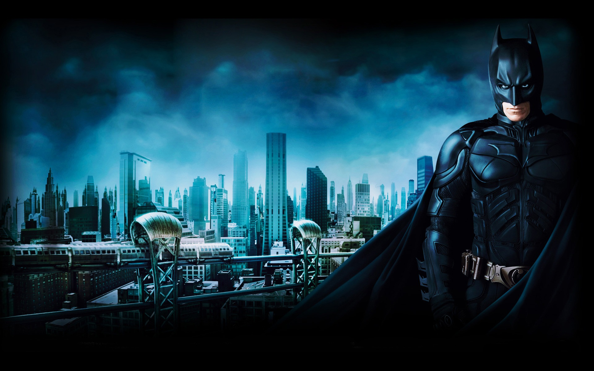 Batman 3 Gotham City Wallpapers HD Wallpapers 1920x1200