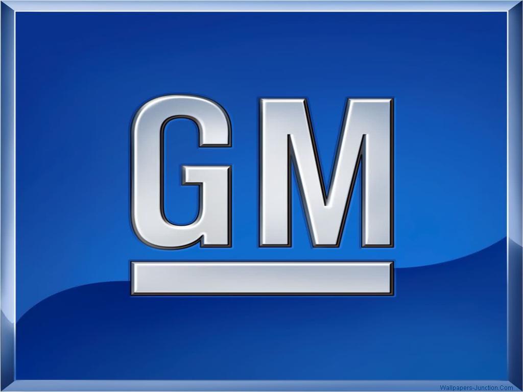General Motors Logo Wallpapers 1024x768