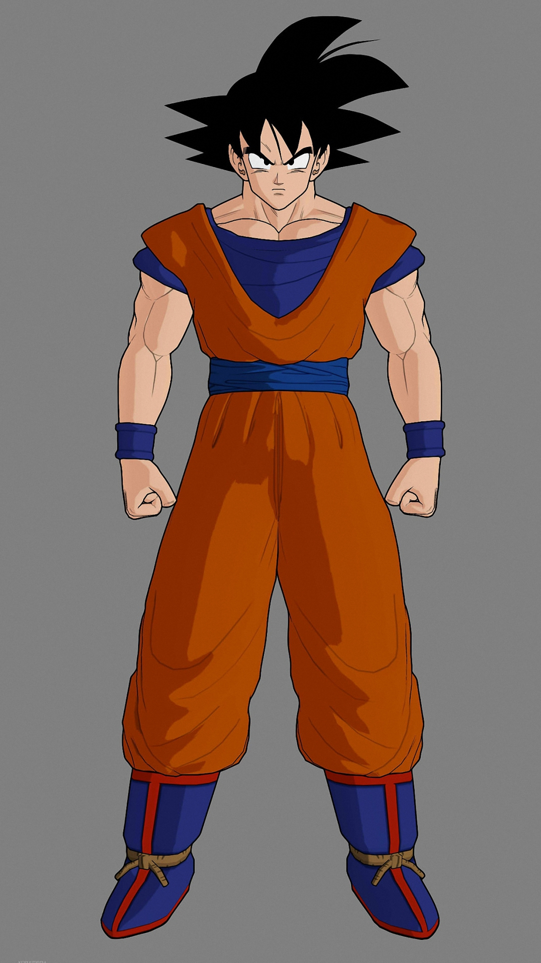 HD 1080x1920 son goku iphone 6 plus wallpapers 1080x1920