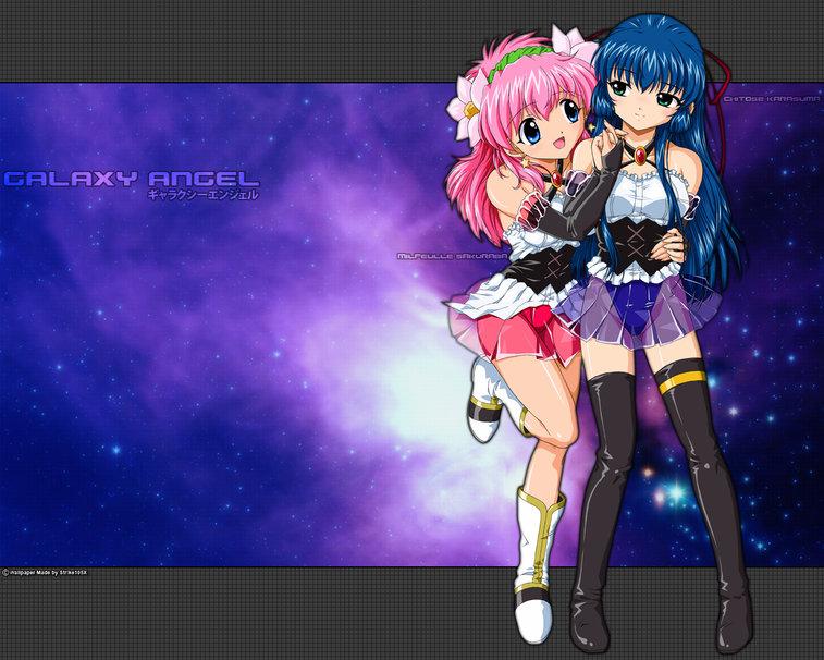 Galaxy Girls wallpaper   ForWallpapercom 757x606