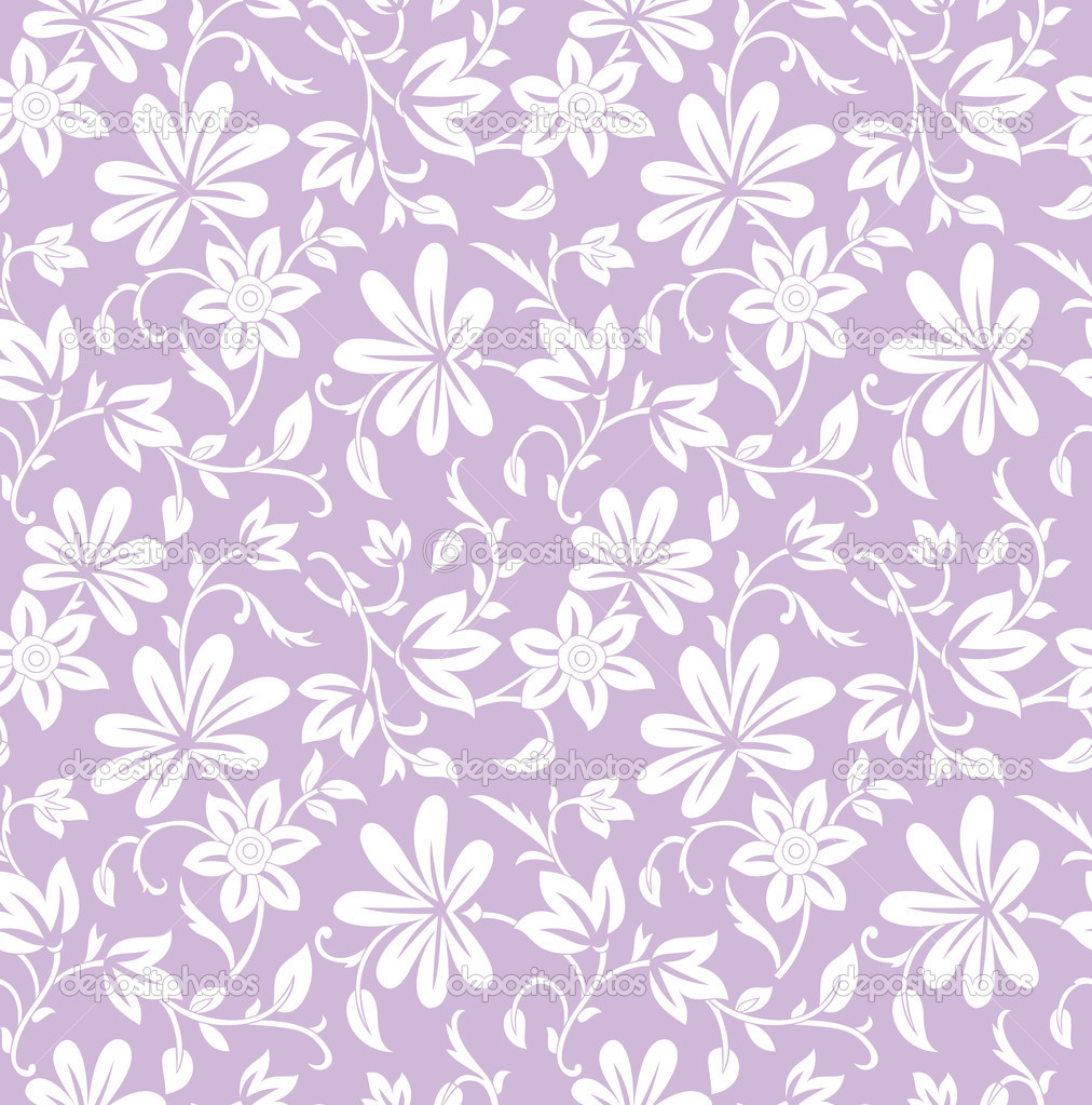 purple floral background wallpapersafari