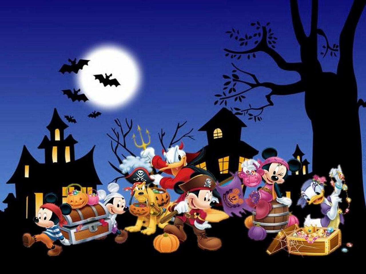 Free Halloween Animated Desktop Wallpaper - WallpaperSafari