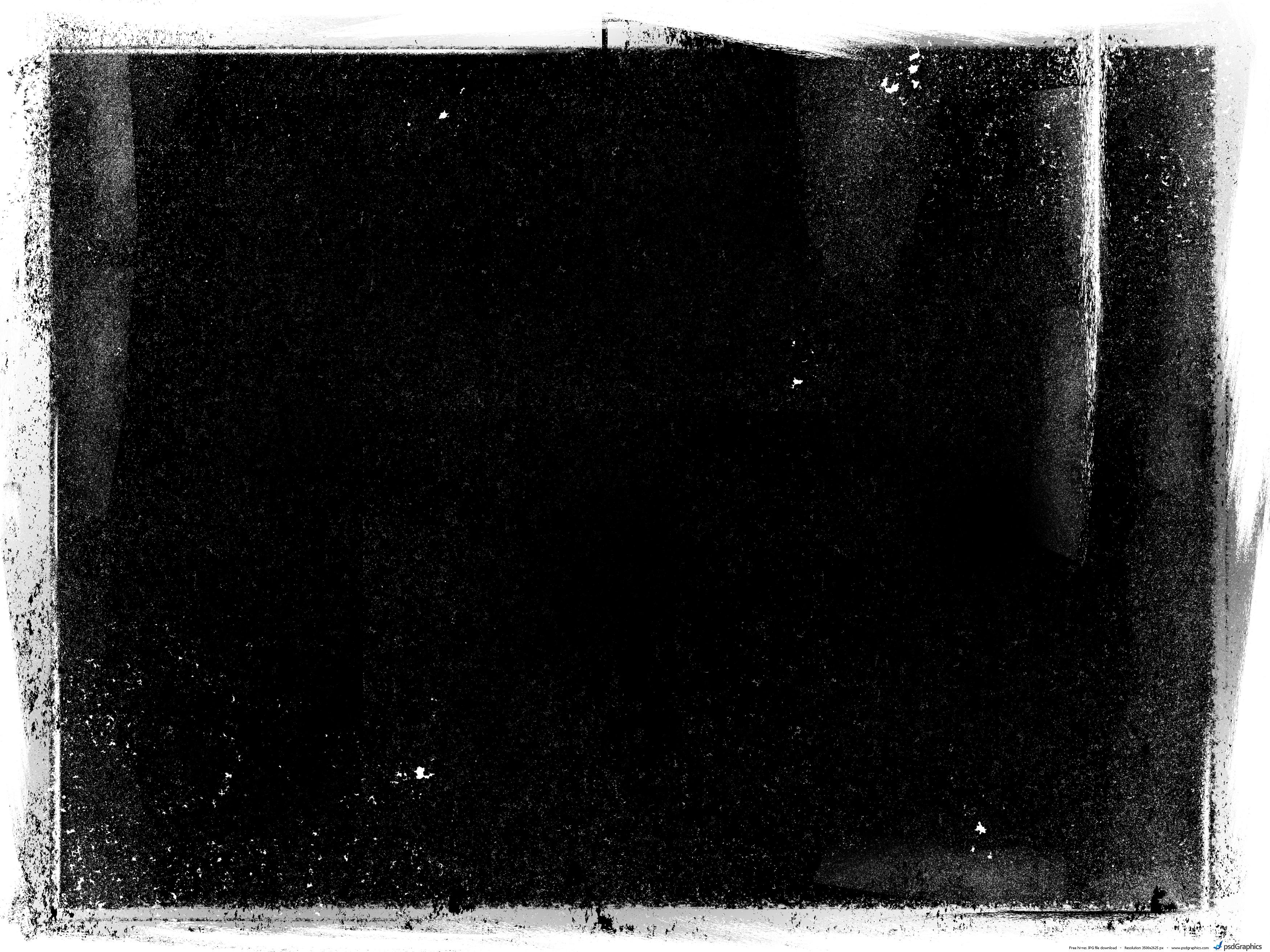 Black Grunge 3500x2625