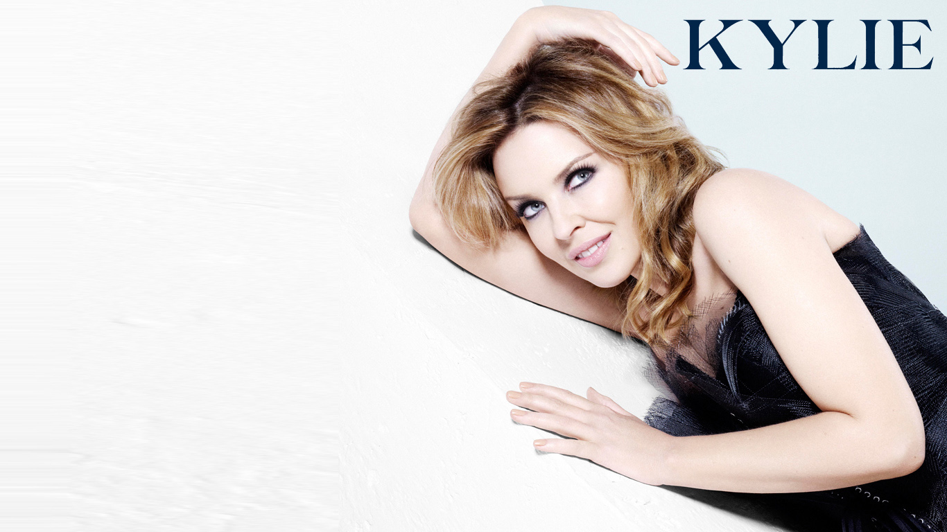 Kylie Minogue Features Wallpapers 1366x768