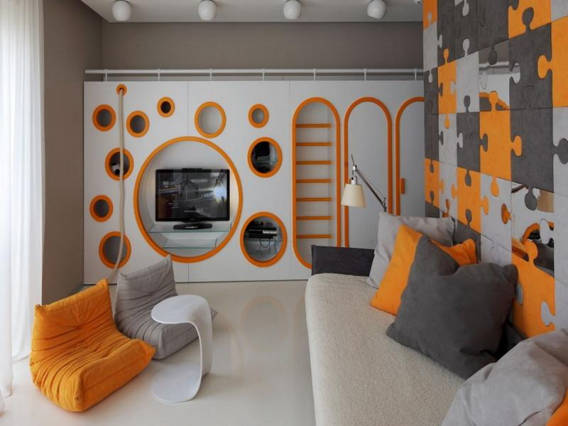 Cool Room Designs for Guys Innovation Modern Boys Room TV Set Cool 800x600