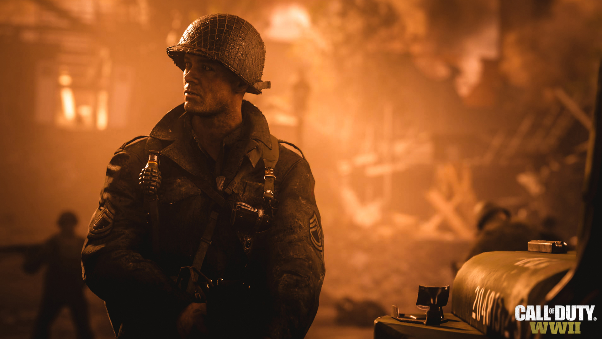 Video Call of Duty WWII trailer reveals Nov 3 release date 1920x1080