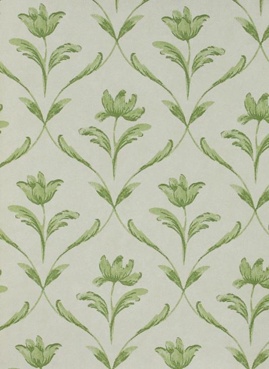 Sophia Wallpaper A beautiful wallpaper inspired by eighteenth century 534x731
