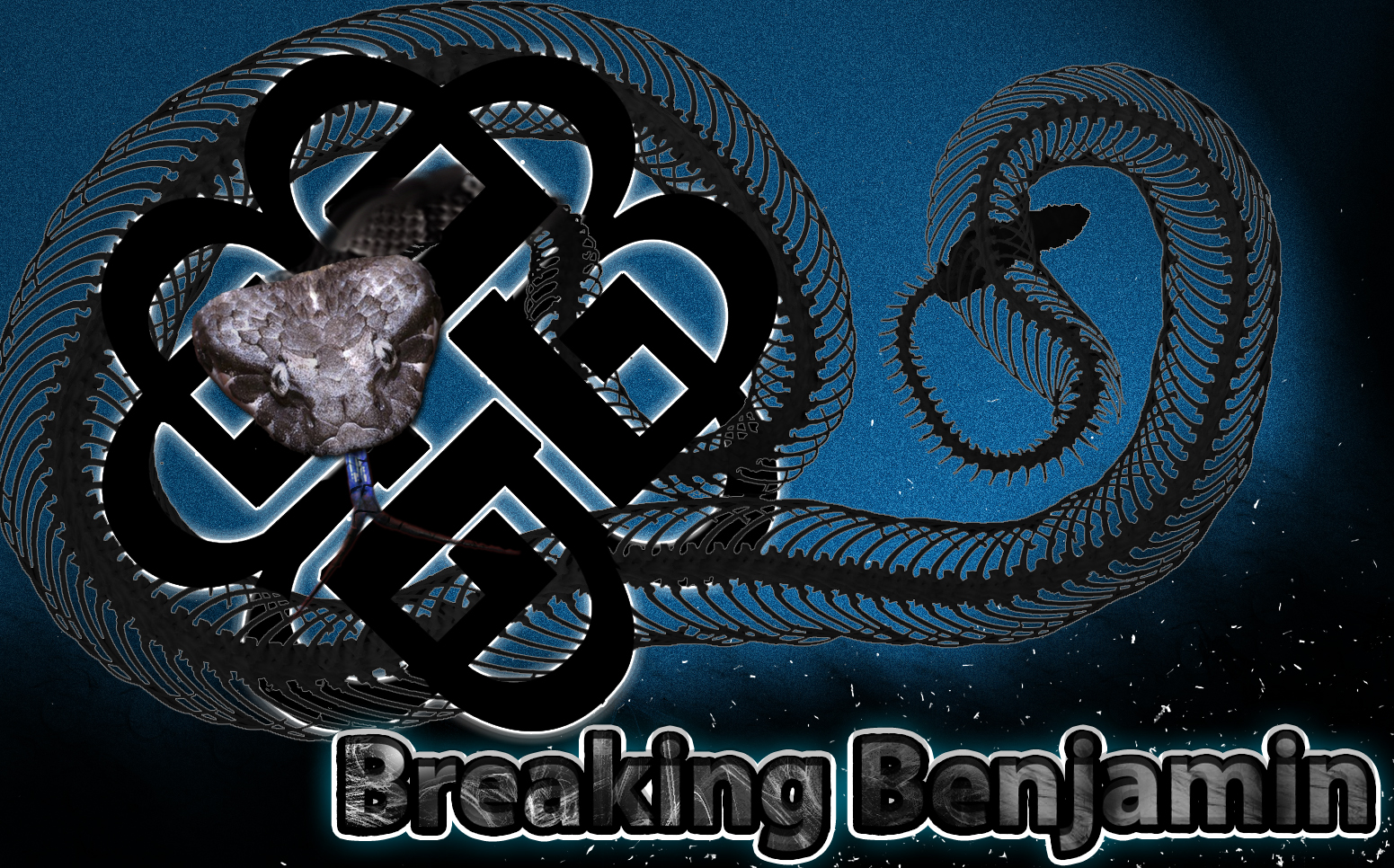 Breaking Benjamin Wallpaper 3  by Monument To Sin on 1551x966