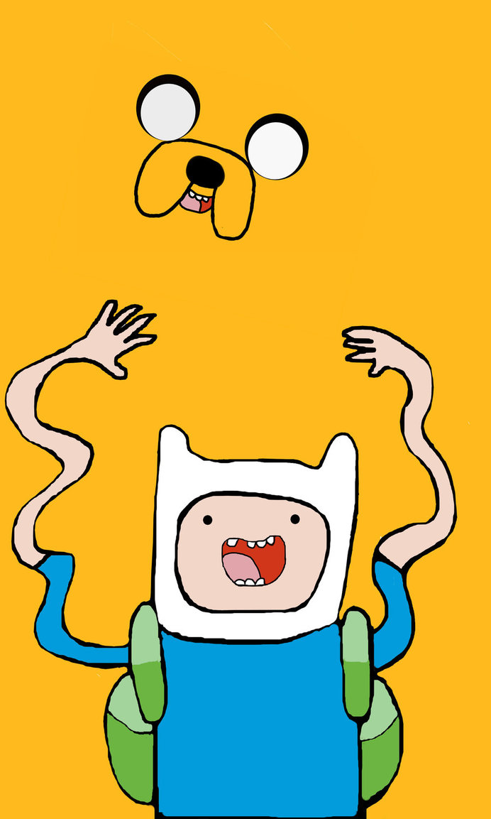 finn and jake by spazzy dreamer 692x1153