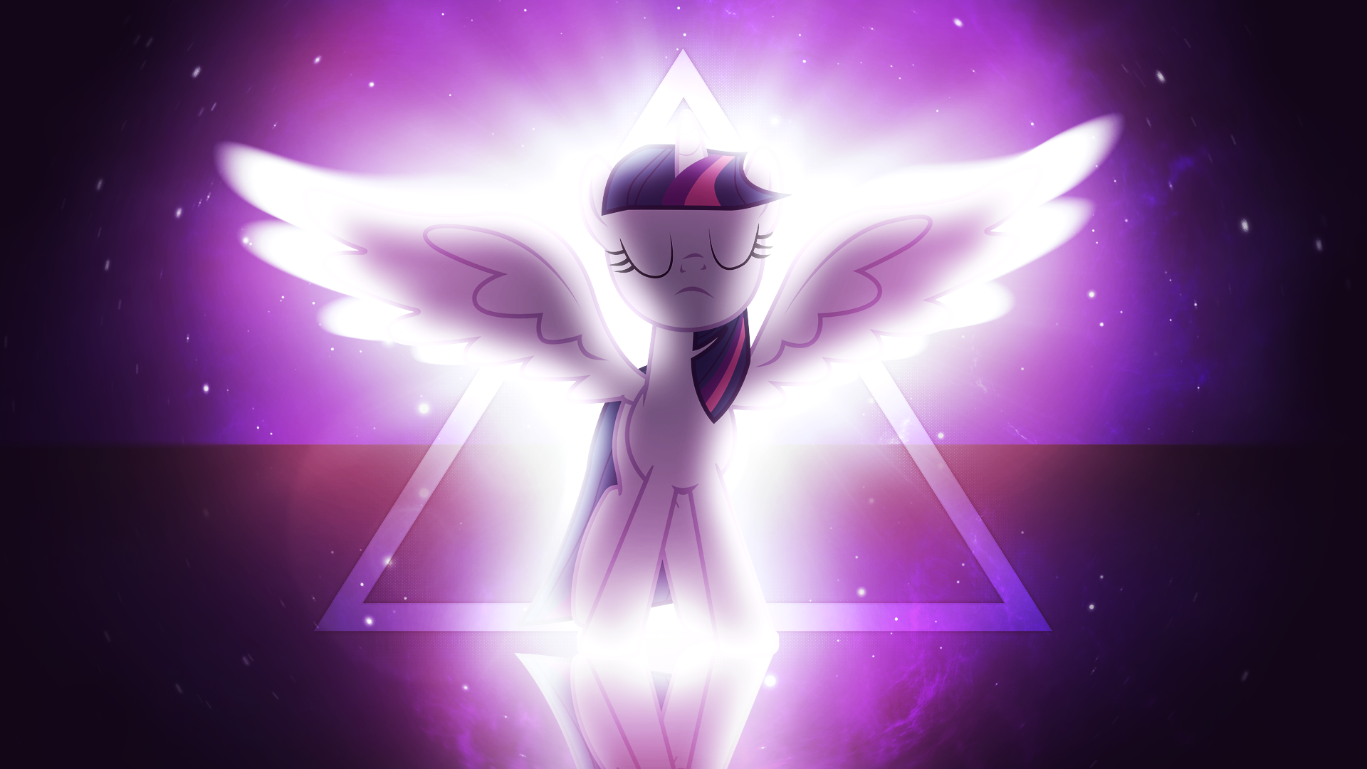 Free Download Image Alicorn Twilight Sparkle Wallpaper By Artist