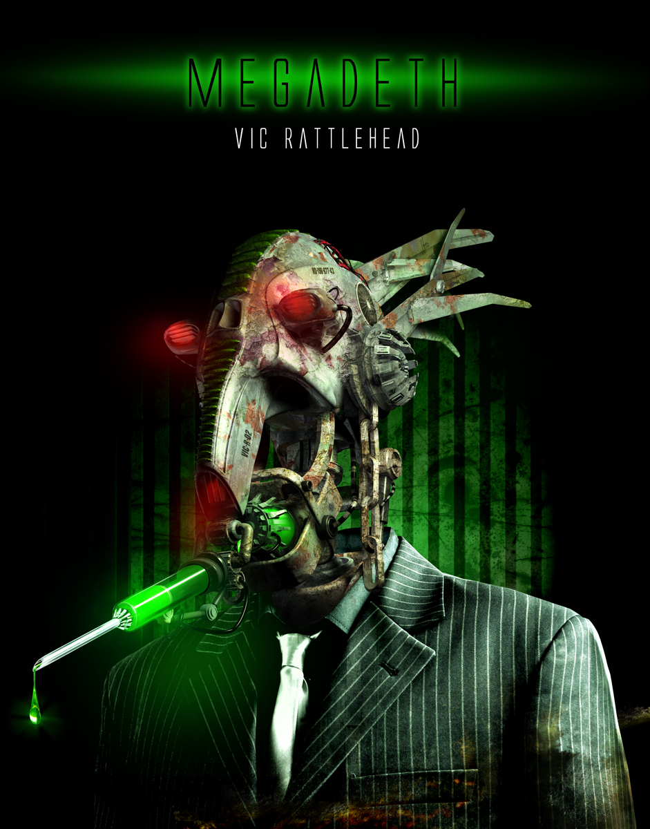 Vic Rattlehead by woodoopete 941x1200