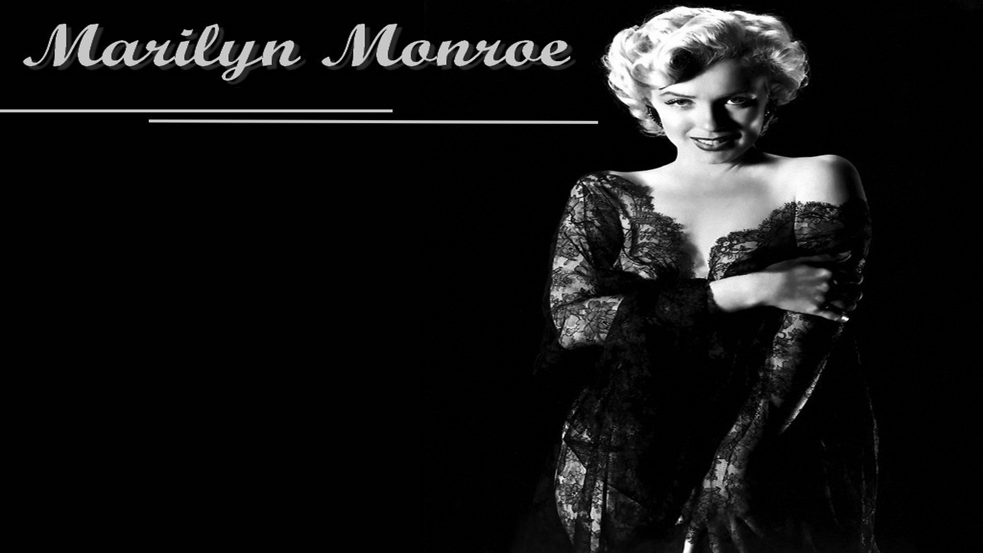 Pics Photos   Marilyn Classic Movies Wallpaper 1920x1080