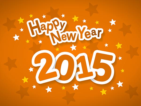 Happy New Year 2015 Wallpapers Images Facebook Cover photos 600x450
