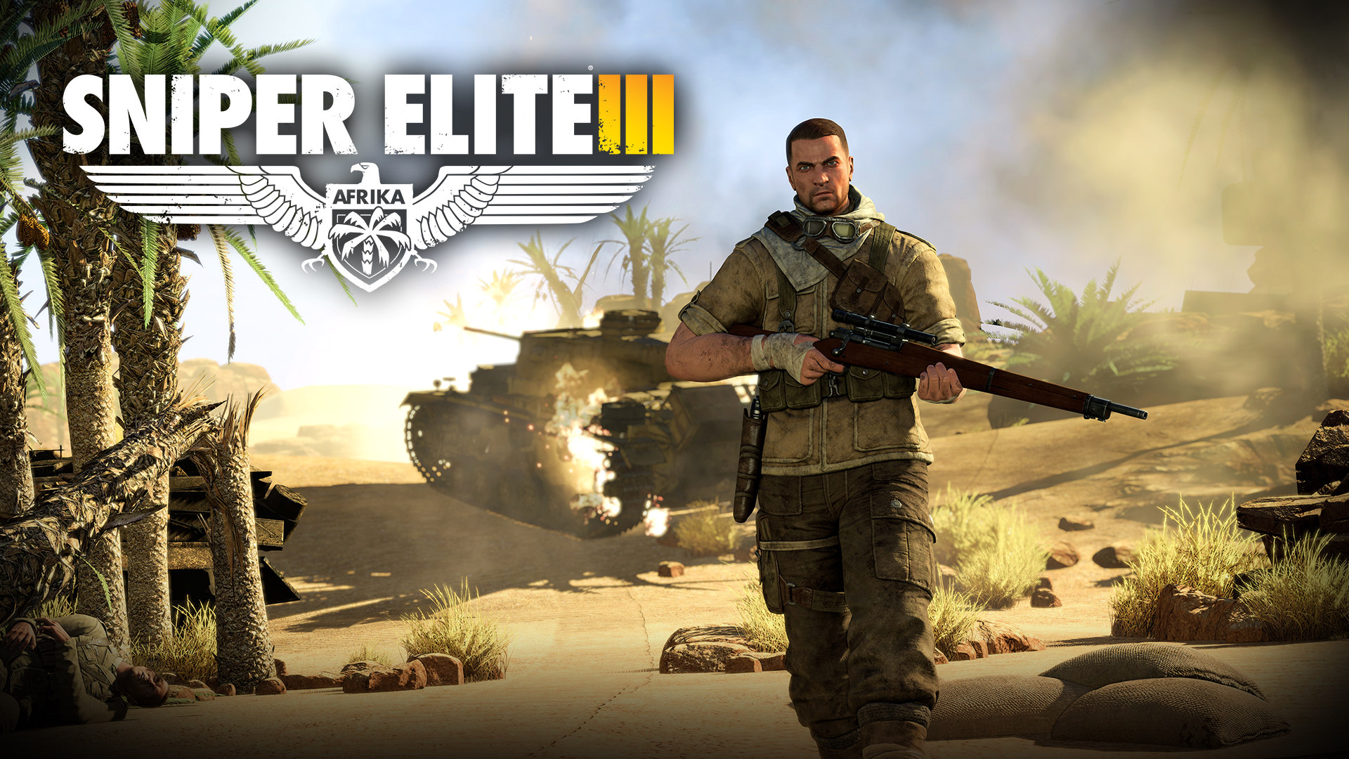 Sniper Elite 3 Wallpaper 2713 1920 x 1080   WallpaperLayercom 1920x1080