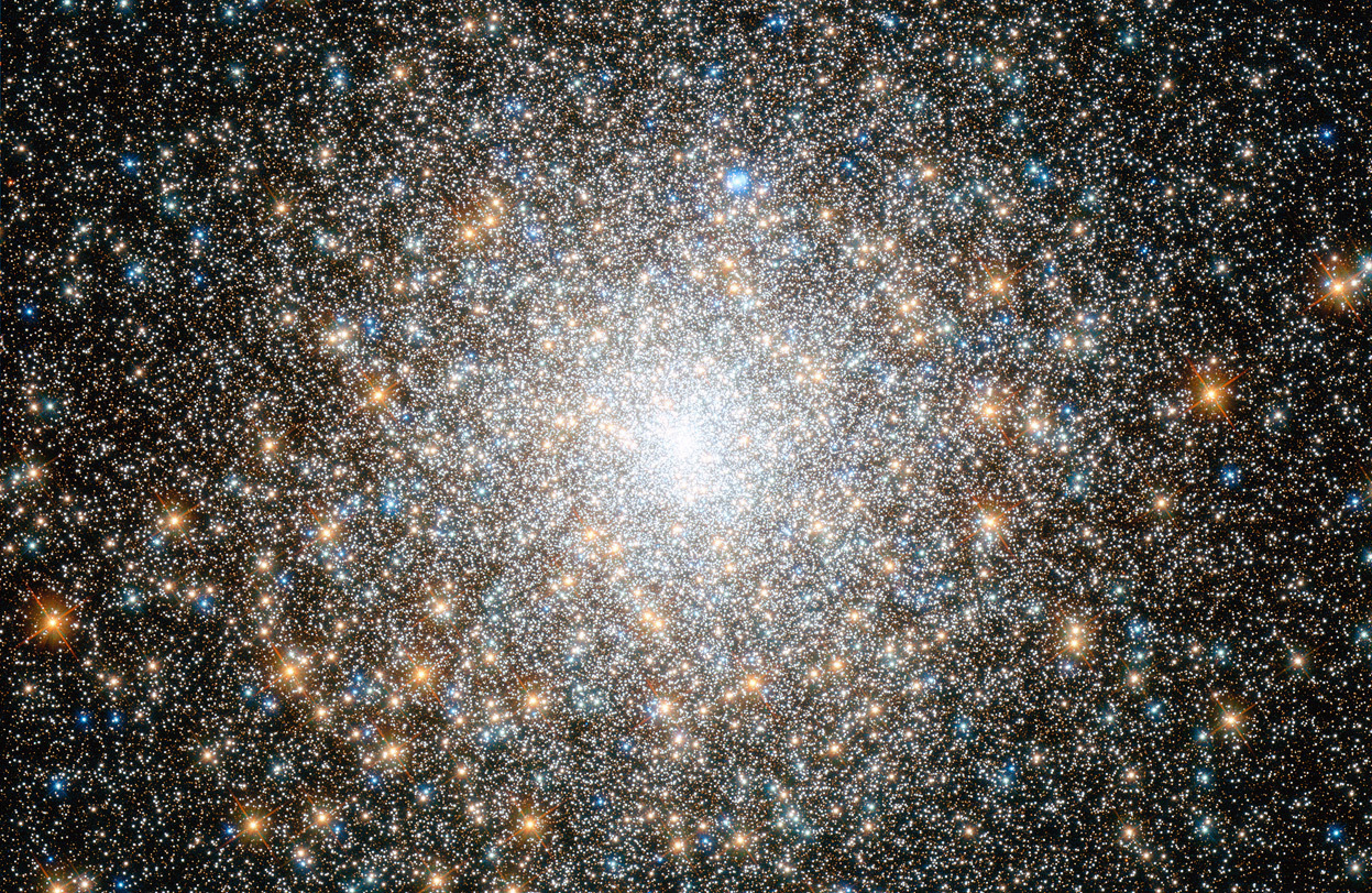 2013 Hubble Space Telescope Advent Calendar   The Atlantic 1247x811