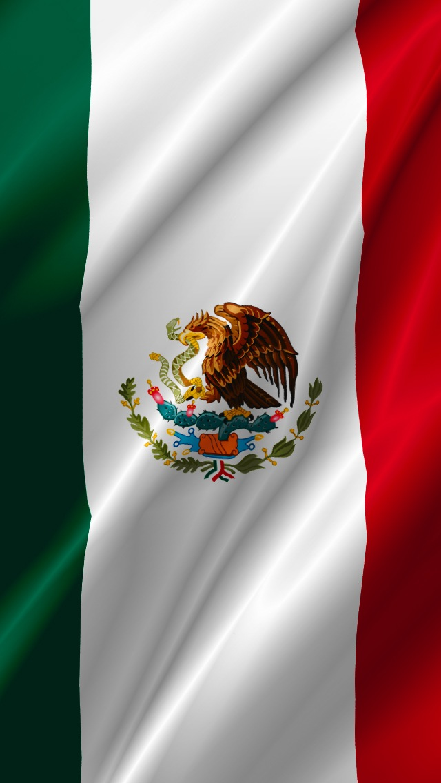 Mexican Flag Wallpaper   iPhone Wallpapers 640x1136