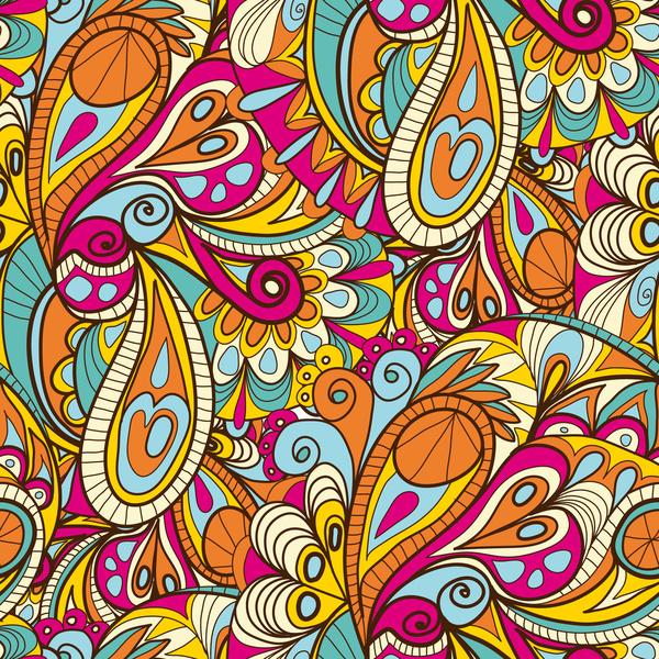 Bohemian pattern by olga moopsi Society6 600x600