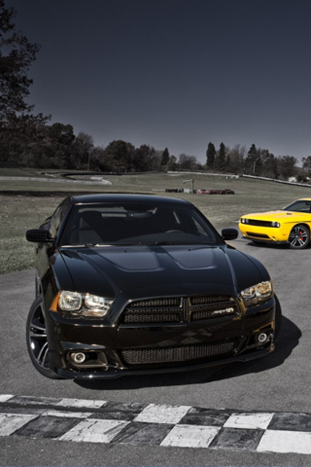 dodge charger srt8 super bee iPhone HD Wallpaper iPhone HD Wallpaper 640x960