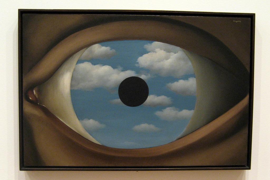Ren Magritte wallpaper 1024x683