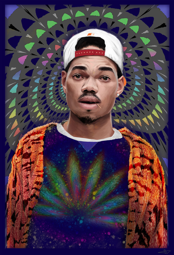 Chance The Rapper Wallpaper By Jacoury 739x1080