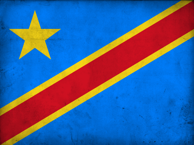 Grunge Democratic Rep Congo by pnkrckr 800x600