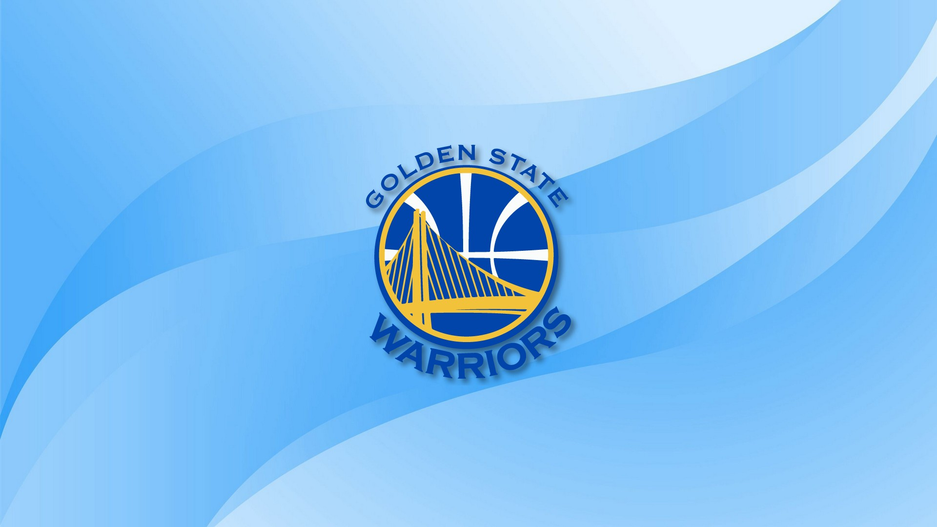 Golden State Warriors Logo For Desktop Wallpaper 2019 Basketball 1920x1080