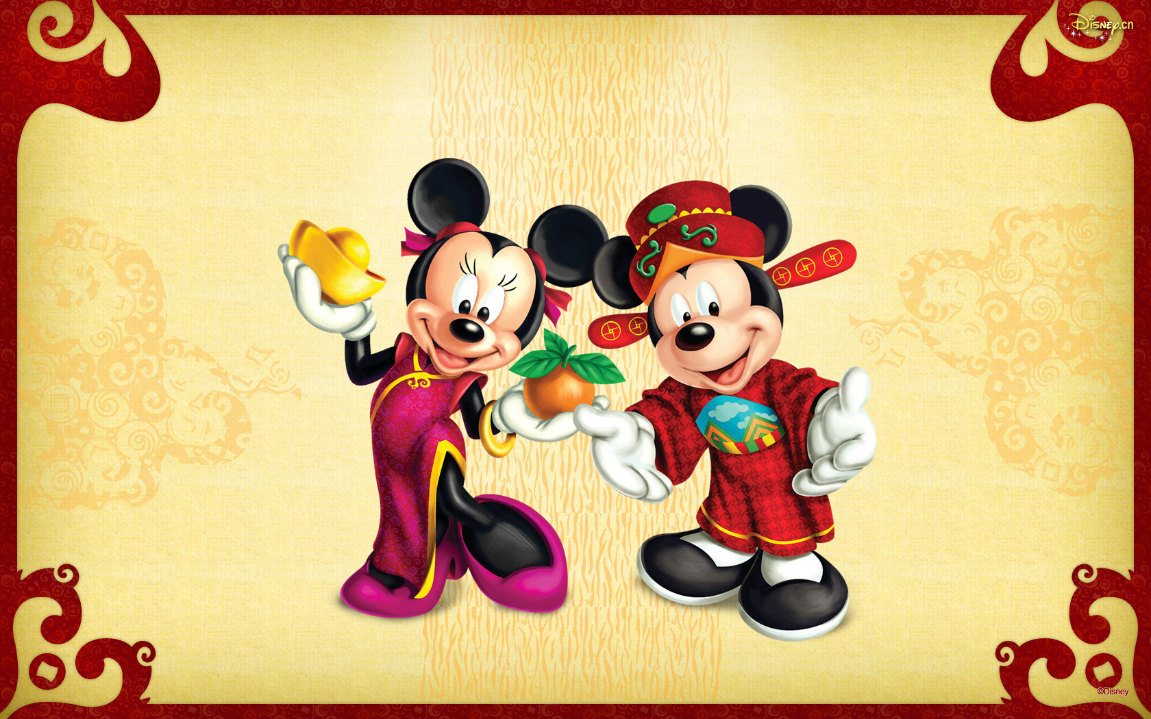 happy new year mickey wallpaper mickey mouse new years wallpaper wallpapersafari