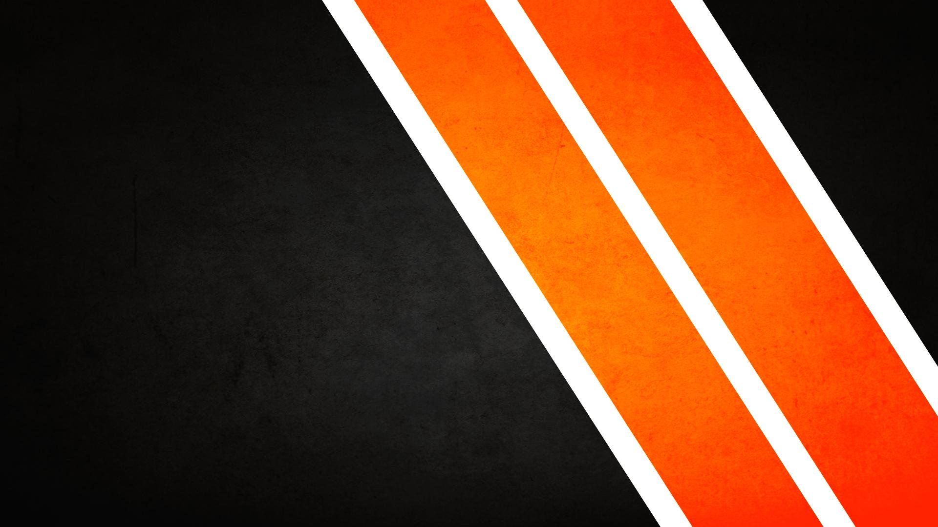 Orange Grunge Stripes   Nexus Wallpaper 1920x1080