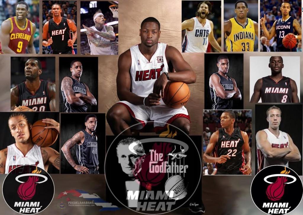 Nuevo Miami Heat 2014 2015 El Equipo Blog del Instituto 1024x727