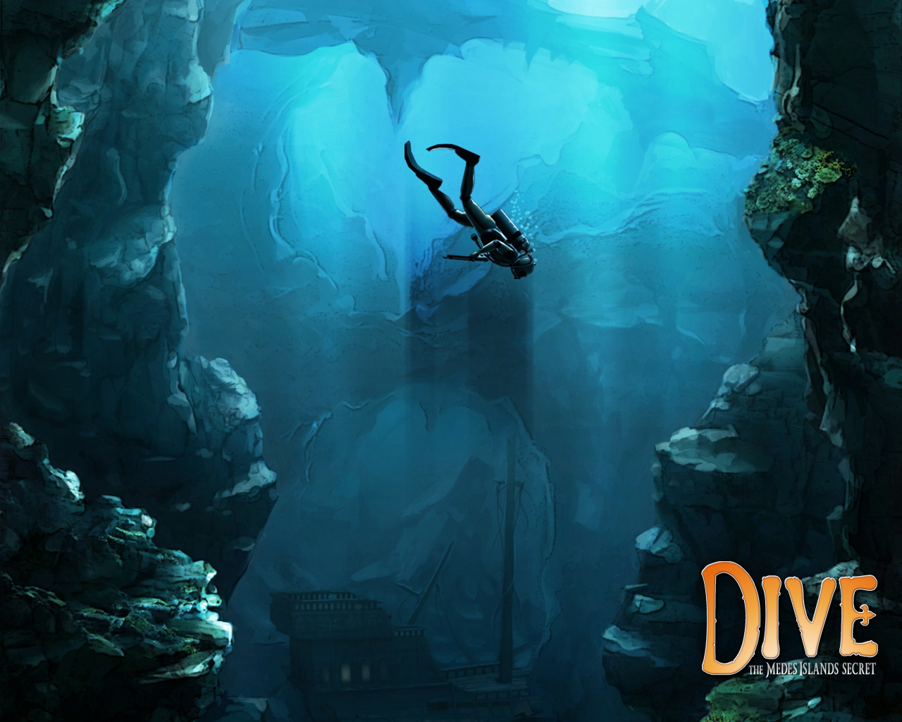 Wallpapersafari: Scuba Diving Wallpaper