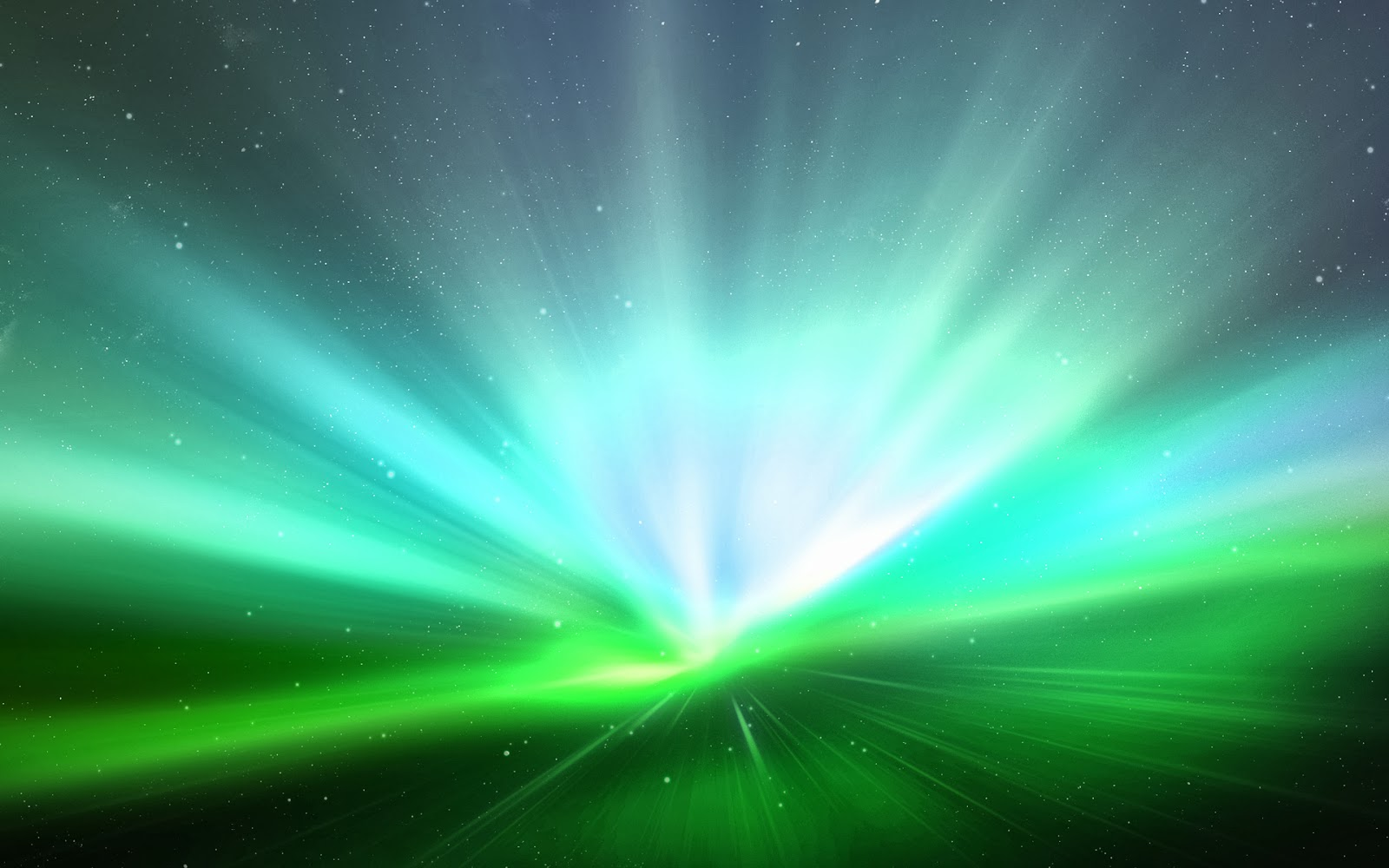 Hd Wallpapers Blog Green Aurora Hd Wallpapers 1600x1000