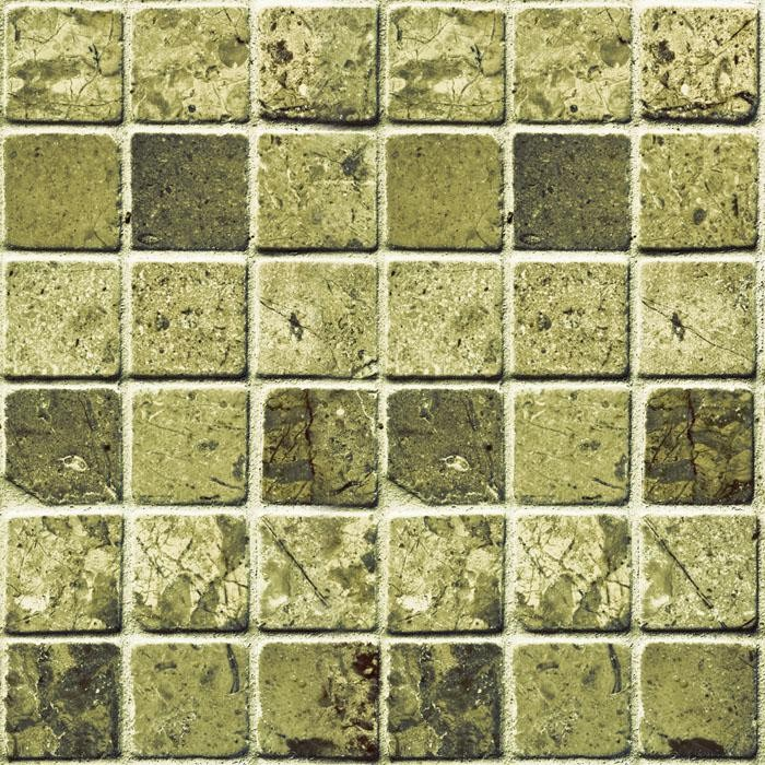 Weathered Stone Tile - Tile Wallpaper