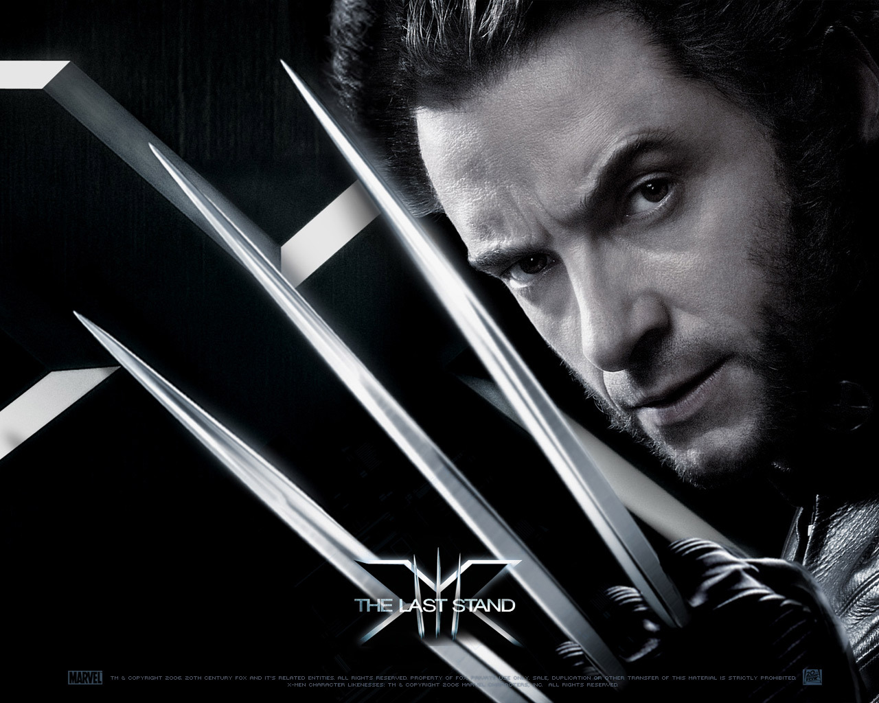 Wolverine   X Men Wallpaper 905173 1280x1024