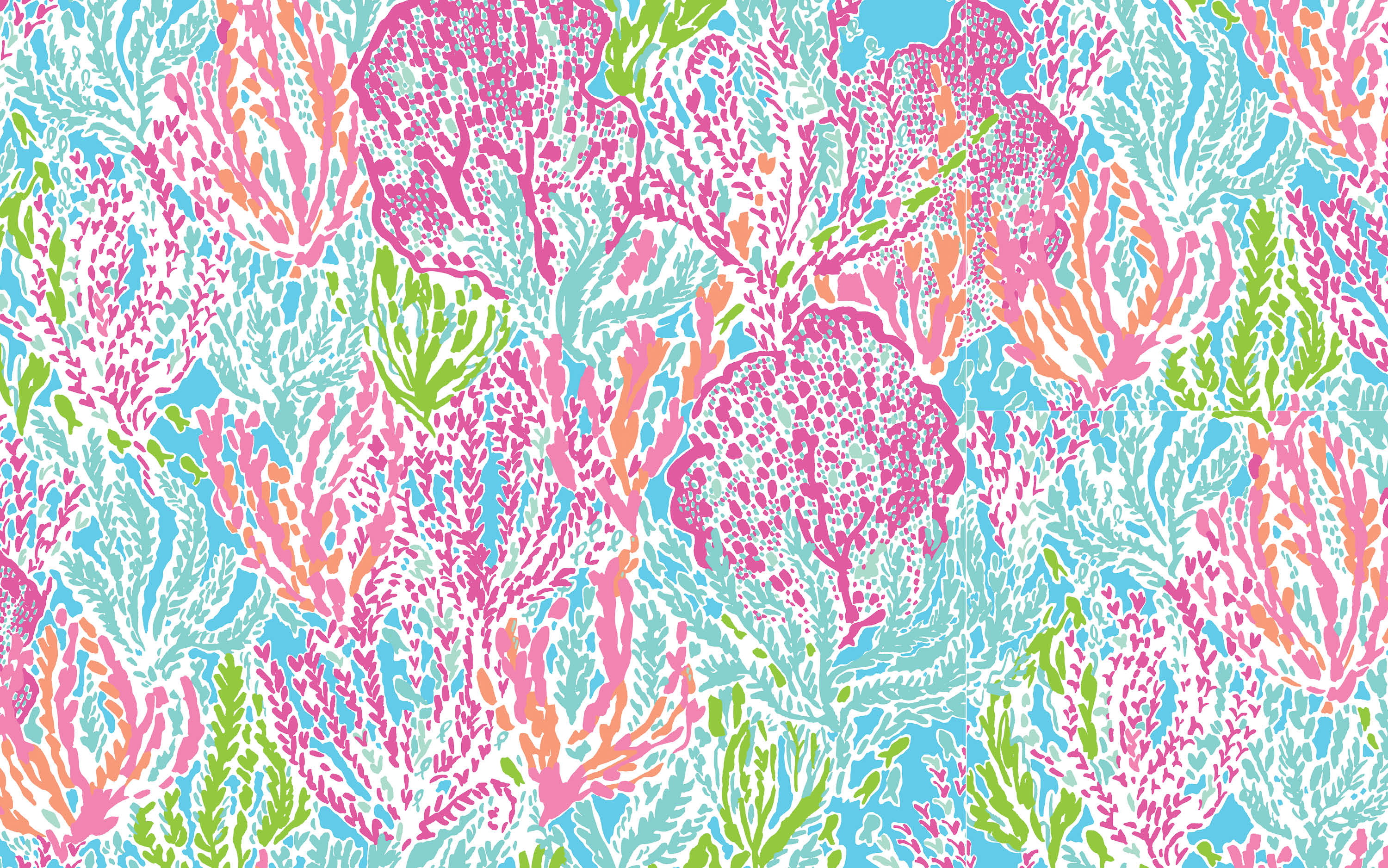 Lilly Pulitzer Lets Cha Cha Tutorial Made by Madison 3000x1876