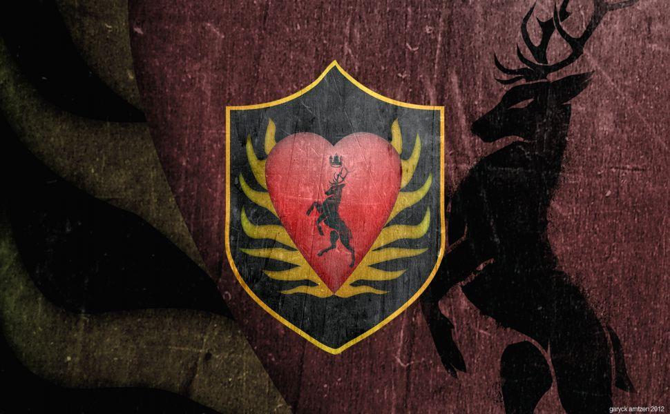 Stannis Baratheon Sigil HD Wallpaper Wallpapers in 2019 Game 970x600