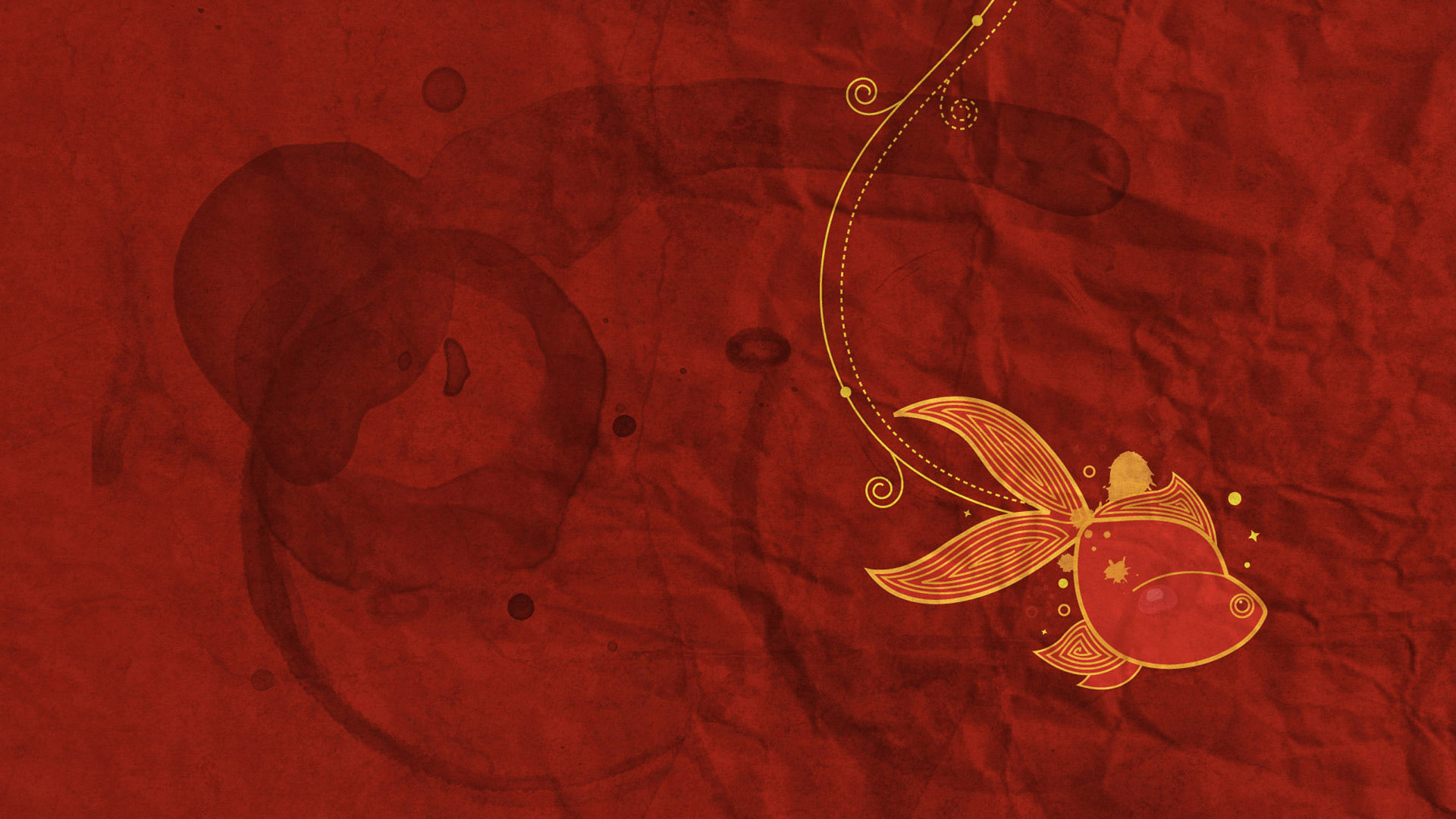 Goldfish wallpaper 1920x1080