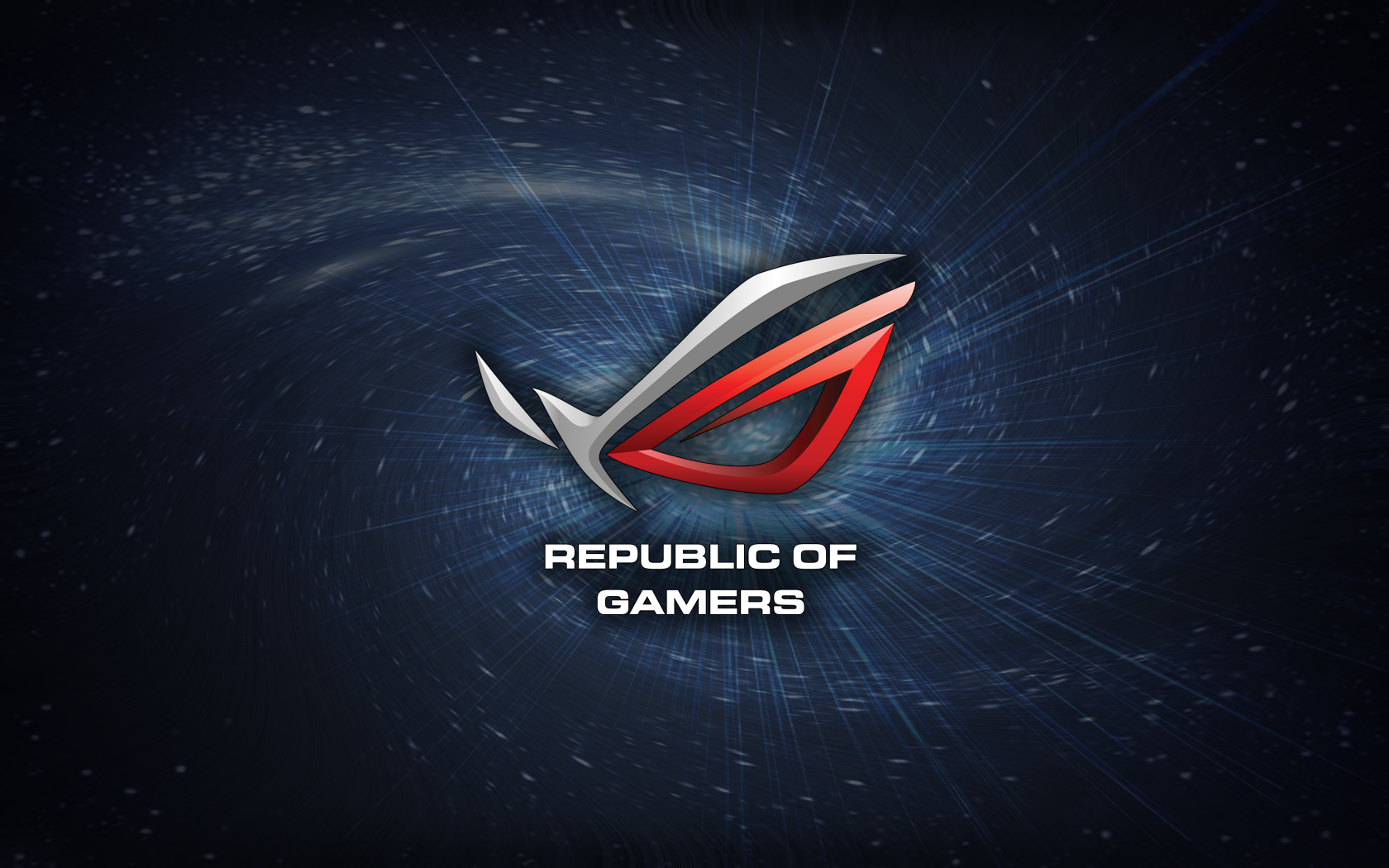 Asus Rog Fire Your System 1680x1050
