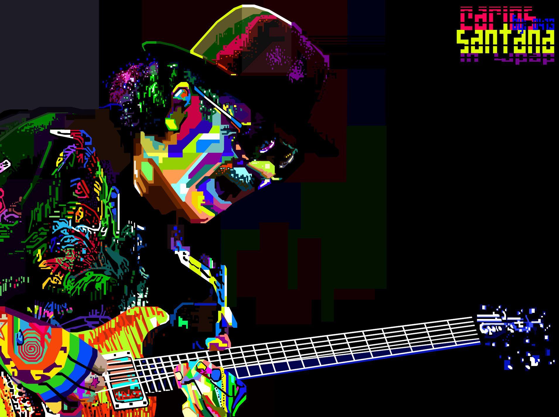 1909x1425px Carlos Santana Wallpaper 1909x1425